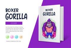 Cartoon Gorilla Boxer. Product Image 4