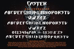 Caster - Display Type Font Product Image 6