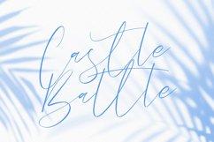 Castury Signature Script Font Product Image 3