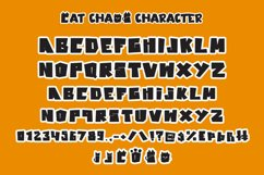 Cat Chaos - Halloween Display Font Product Image 4