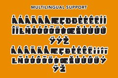 Cat Chaos - Halloween Display Font Product Image 5