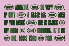 Agharti Bold Display Font Product Image 3