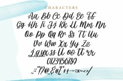 Web Font Catherine - Beautiful Handlettering Font Product Image 4