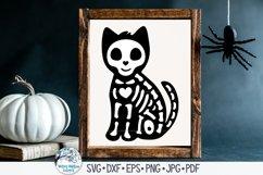 Animal Skeleton SVG Bundle   Halloween SVGs Product Image 4