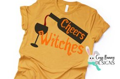 Cheers Witches - Halloween SVG Product Image 1