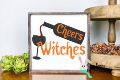 Cheers Witches - Halloween SVG Product Image 3