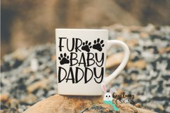 Fur Baby Daddy SVG - Father's Day SVG Product Image 3