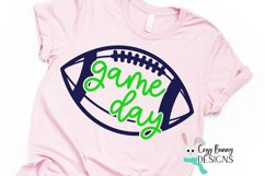 Game Day SVG - Football SVG Product Image 1