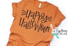 Happy Halloween SVG Product Image 3