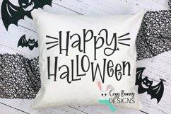 Happy Halloween SVG Product Image 1
