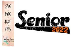 Senior 2022 - School SVG Product Image 2