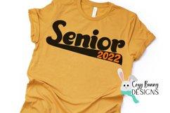 Senior 2022 - School SVG Product Image 1
