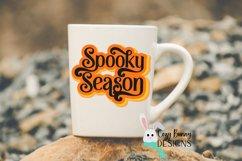 Spooky Season - Retro Halloween SVG Product Image 3