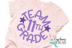 Team 11th Grade - School SVG Product Image 3