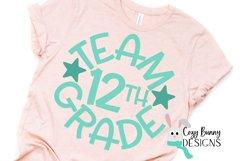 Team 12th Grade - School SVG Product Image 3
