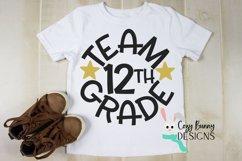 Team 12th Grade - School SVG Product Image 1