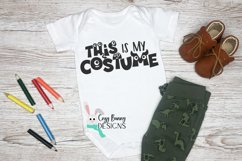 This is my Costume SVG - Halloween SVG Product Image 3