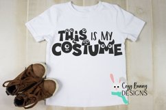 This is my Costume SVG - Halloween SVG Product Image 1
