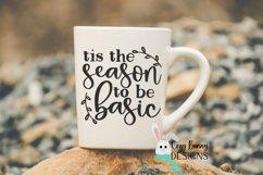 Tis the Season to be Basic SVG Product Image 3
