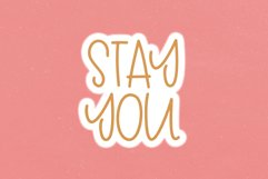 Sparkly - A Fun Handwritten Font Product Image 6