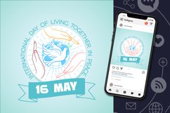 16 may International Day of Living Together in Peace Product Image 1