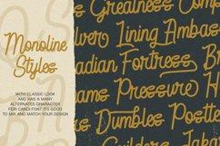 Feri Candi - Monoline Script Font Product Image 15