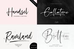 Handlettered Font Bundle ! Product Image 3