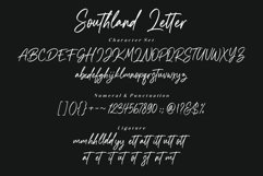 Southland Letter Product Image 4
