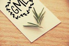 Honeycomb - A Monogram Font Product Image 4