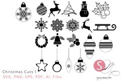 Christmas Cuts 1 Product Image 1