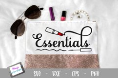 Makeup Bundle - 8 Makeup Bag SVG Designs Product Image 6