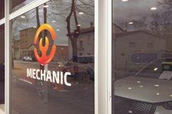 Car Glass Logo Mockup Product Image 3