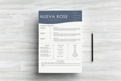 Creative Resume Template CV Design Product Image 3