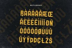 Barthon Typeface Combo 7Fonts! Product Image 6