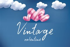 Classic valentine - A cute handwritten font Product Image 4