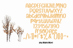 Web Font Goulding - Handwritten Font Product Image 4