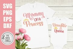 Mommy and me svg Bundle | Mama and baby svg Bundle Product Image 5