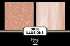 Skin Illusions - 10 Digital Papers/Backgrounds Product Image 6