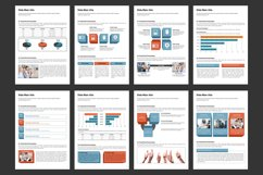 Cube Slide PPT Template Vertical Product Image 3
