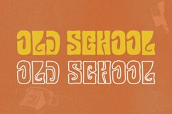 Gruvilicious - Groovy Font Product Image 6