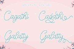 Felythia - Beauty Monoline Font Product Image 2