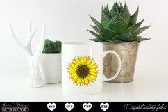 Sunflower Bundle Svg Product Image 3