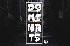 Vope Dome Graffiti font Product Image 6