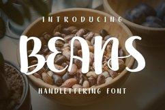 Web Font Beans Product Image 1