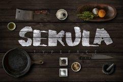 Sekula Script Typeface Product Image 1