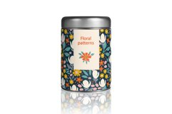 Rustic floral patterns set Product Image 3