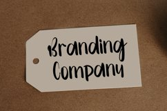 Butterfly | Cute Handwritten Font Product Image 2