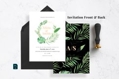 Green Tropical Wedding Suite Product Image 2