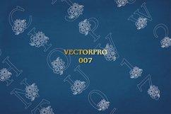 Split Monogram Letters Svg, Dxf, Cdr, Eps, Png, Ai, Cut File Product Image 3