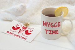 Hygge Scandinavian font Product Image 3